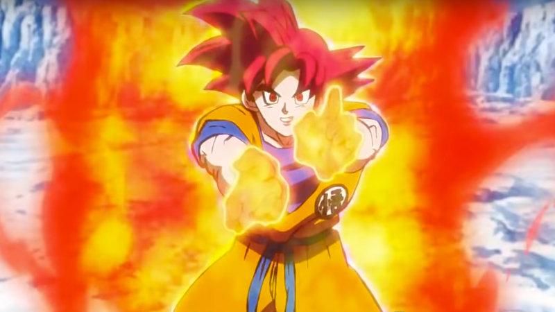 ¿Cómo se vería Goku con todos los colores Super Saiyajin en Dragon Ball?