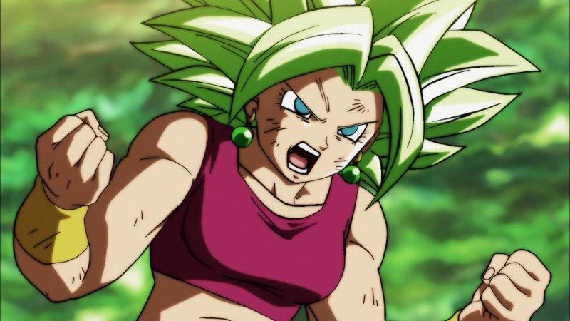 Dragon Ball: Revelan imagen de cómo se vería Kefla como Super Saiyajin Blue