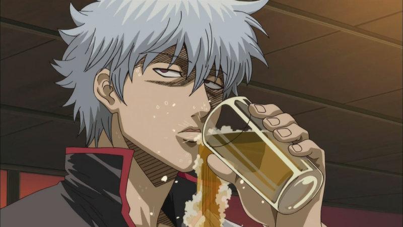 Gintama explica perfectamente cómo funciona el relleno en los animes