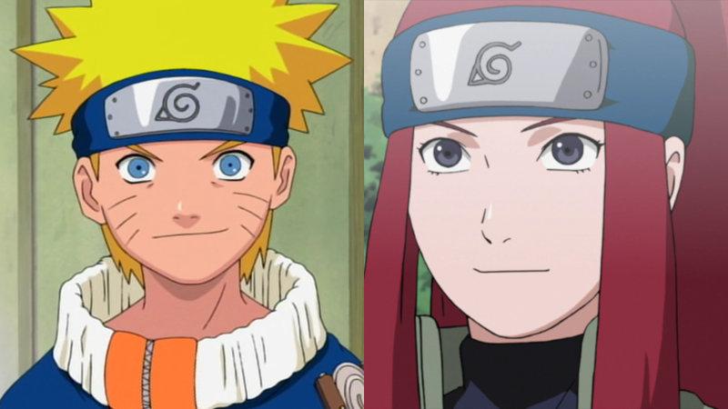Así se vería Naruto si se pareciera más a su madre