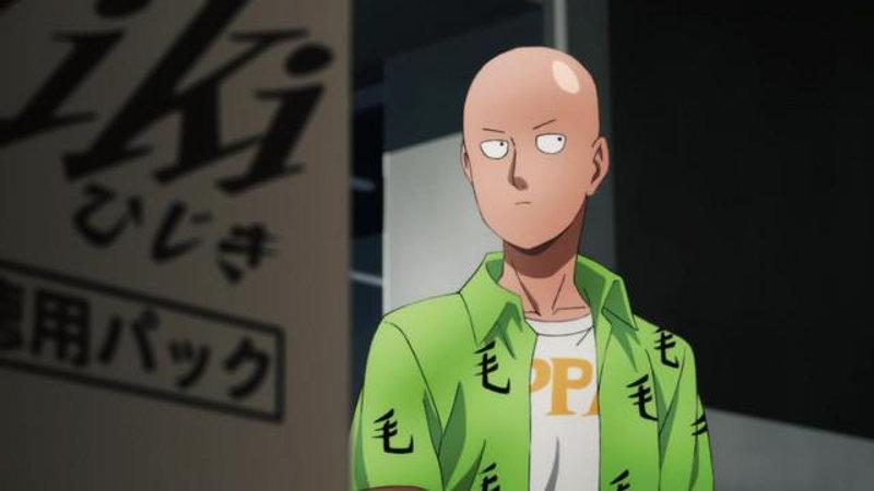 Resumen Episodio 1 de One-Punch Man 2