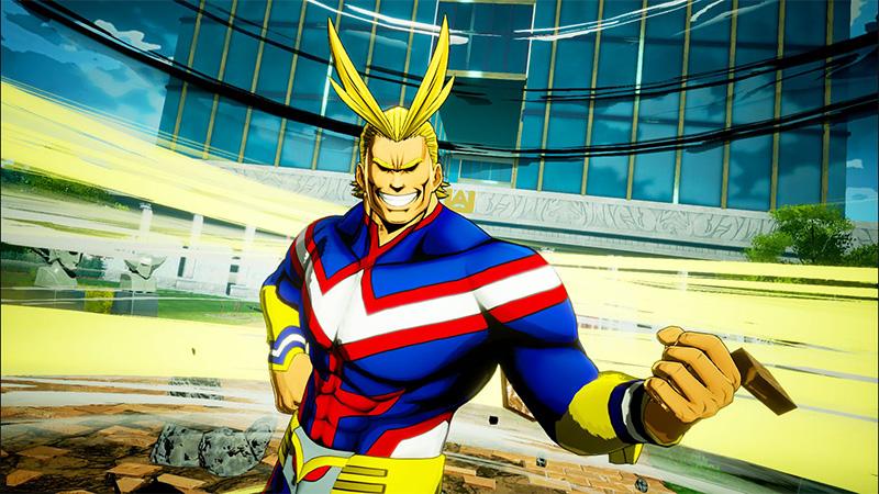 Nuevos personajes llegarán a Jump Force por DLC