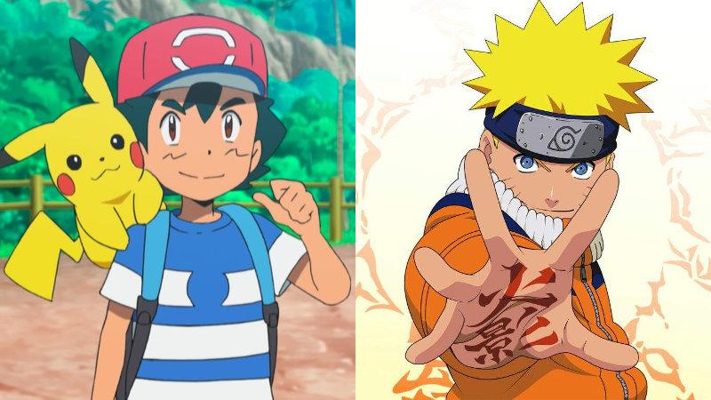 El anime de Pokémon hizo un claro homenaje a Naruto