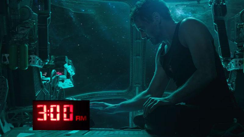 Avengers: Endgame Función de Madrugada