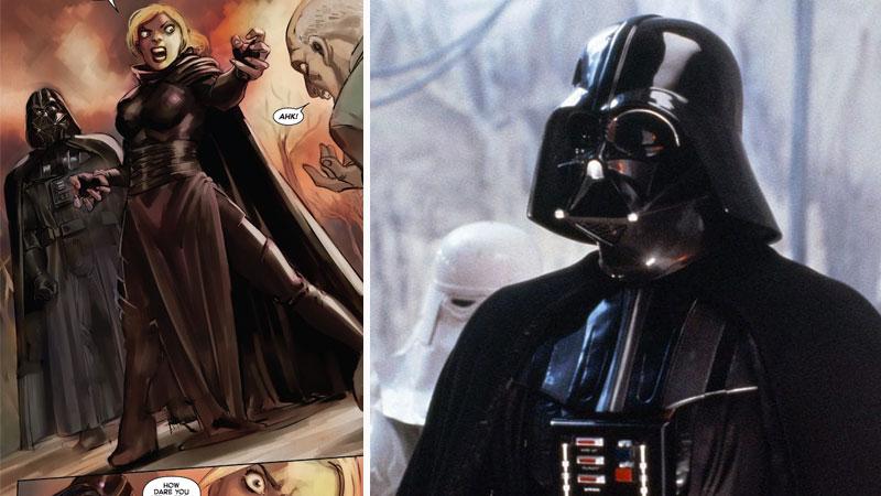 Darth Vader Dark Visions