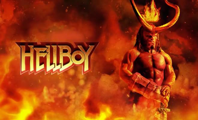 Hellboy 2019 reseña