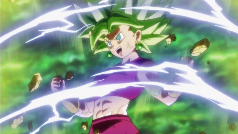 Dragon Ball Super Fusión Kefla