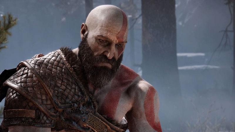 Kratos hubiera estado triste si no ponen esta escena en God of War