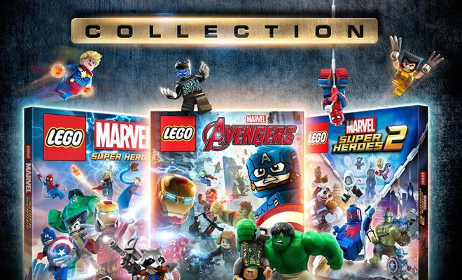Reseña LEGO Marvel Collection