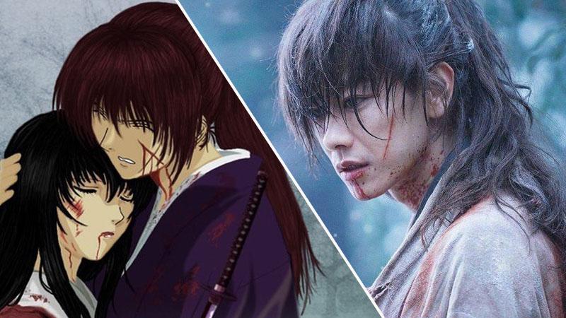 Rurouni Kenshin, mejor concida como Samurai X en Latam, tendrá un par de Live Action más