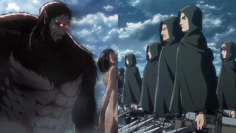 Resumen Episodio 14 de Tercera Temporada de Attack on Titan