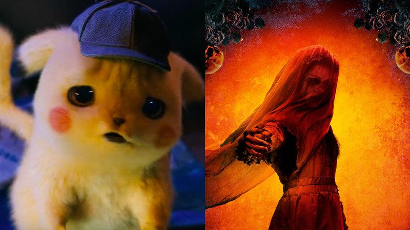 Un cine transmitió La Llorona en vez de Detective Pikachu y traumó a los niños