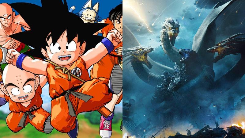 Fans redescubren gran easter egg de Godzilla en Dragon Ball