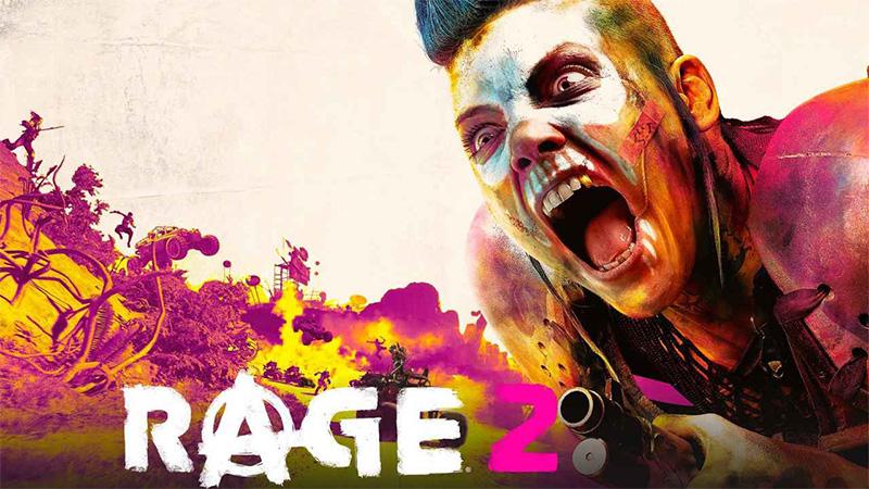 Rage 2 ya está disponible.
