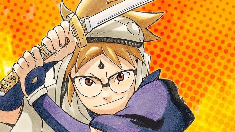 Así se vería el anime de Samurai 8, lo nuevo del creador de Naruto