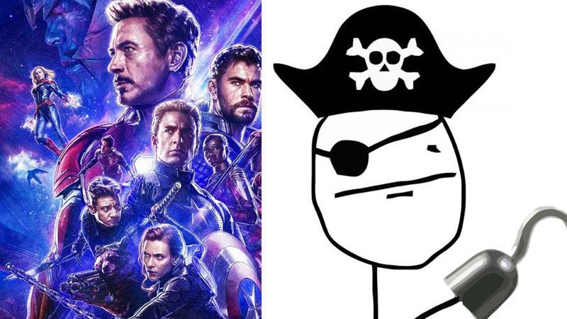Avengers Endgame fue pirateada en Filipinas