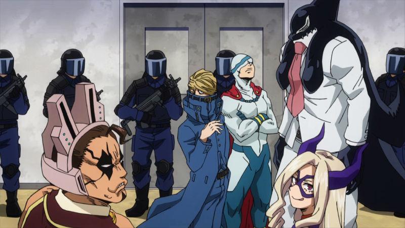 Cosplay-My-Hero-Academia