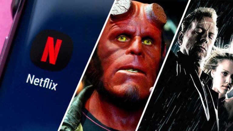Netflix y Dark Horse firman acuerdo