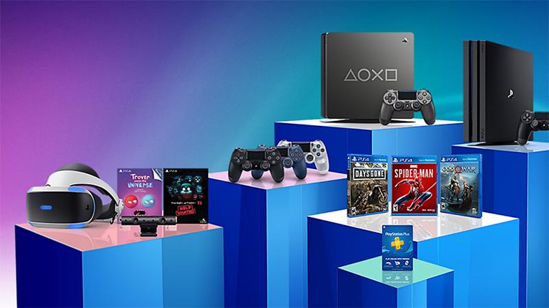 Ofertas de verano con Playstation.