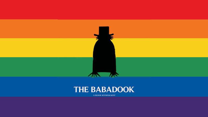 The Babadook sacará una edición LGBT
