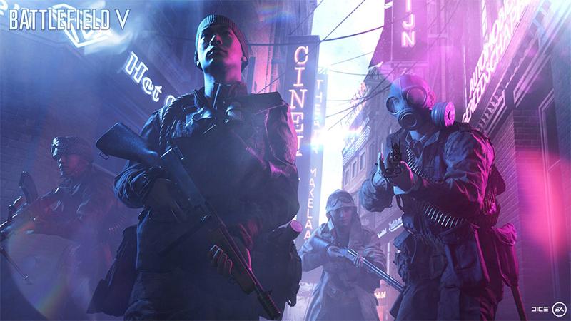 Nuevos mapas para Battlefield V