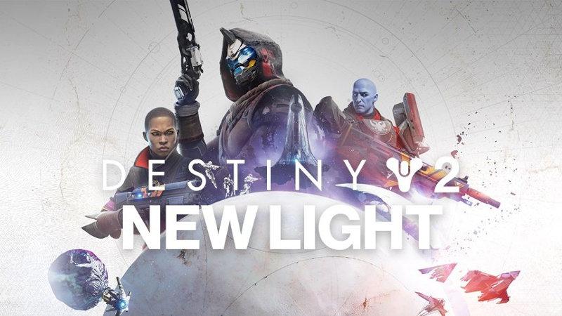 Confirmado: Destiny 2 y parte de su contenido se harán Free-to-Play