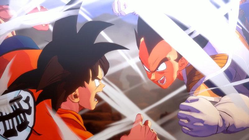 Dragon Ball Z Kakarot contará historias inéditas que no han salido ni en el manga