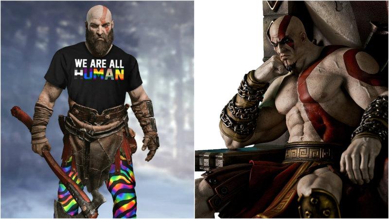 kratos gay LGBT