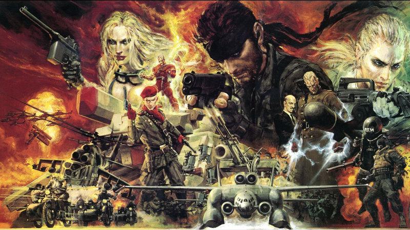 Rusia acusa a Metal Gear de ser un arma de inteligencia estadounidense