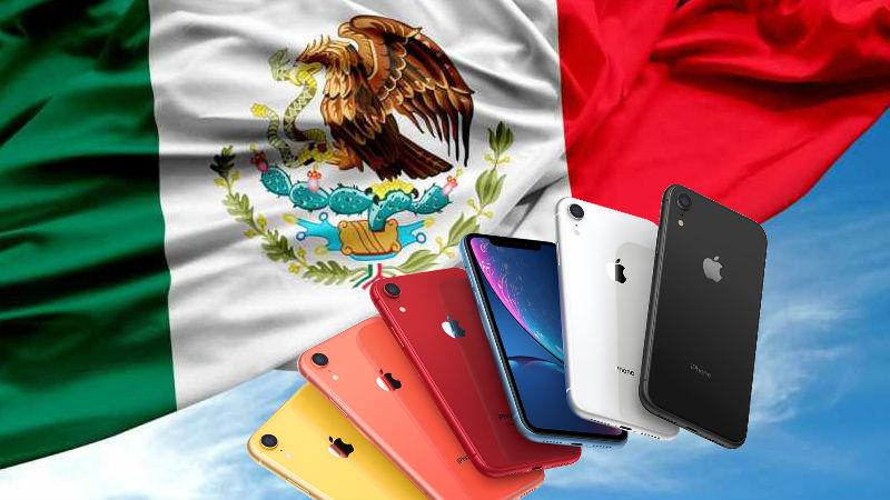 Mexico haría iPhones según Apple
