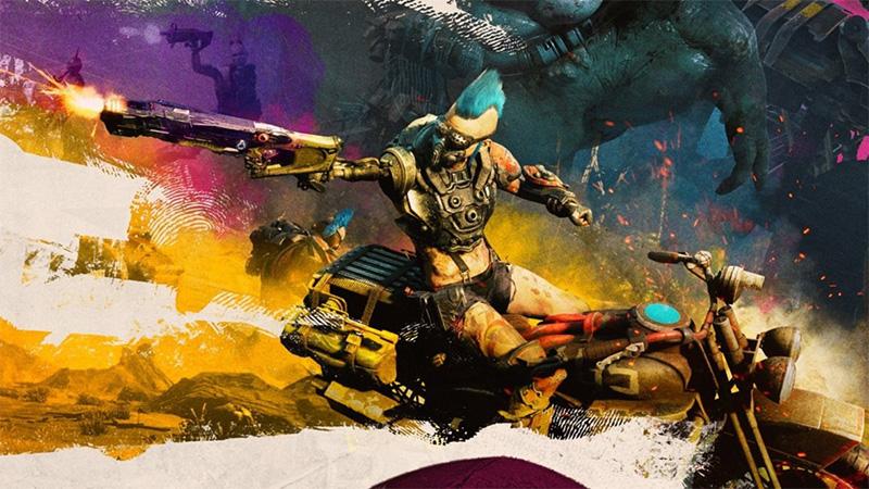 Rage 2 y su contenido DLC.