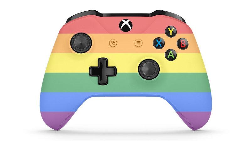 Xbox muestra su apoyo a la comunidad LGBT y el mundo pierde la cabeza