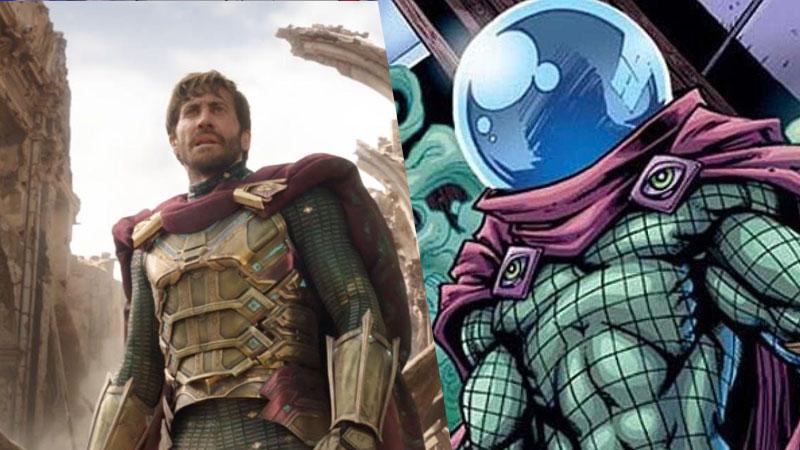 Quien es Mysterio en Spider-Man: Far From Home