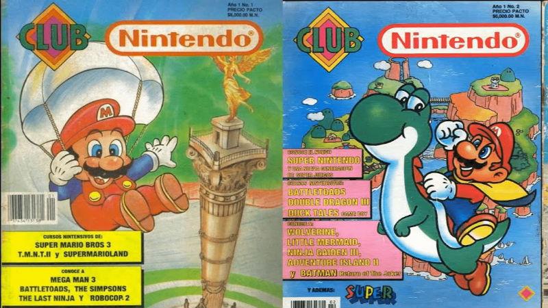 Club-Nintendo-Revista