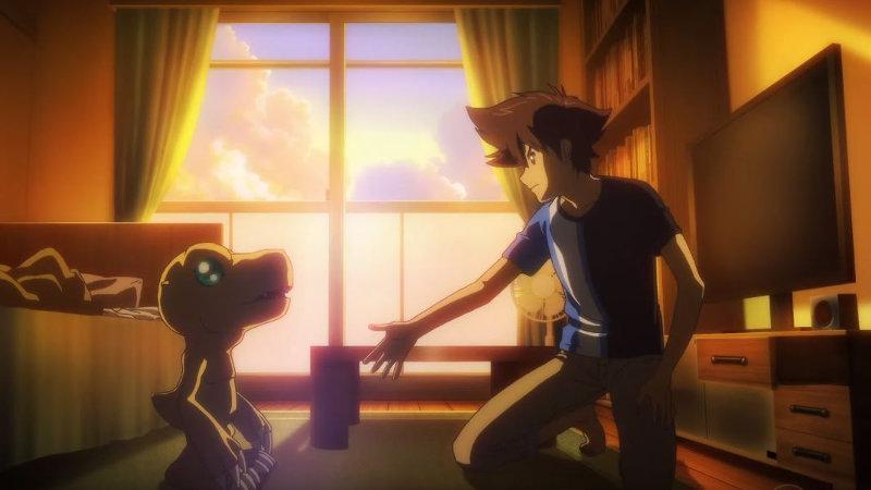La nueva película de Digimon presenta avance