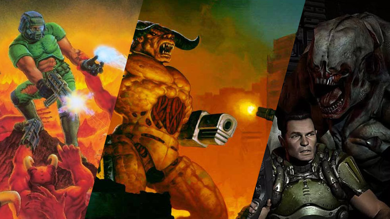 Los Doom clásicos llegan a todas las consolas