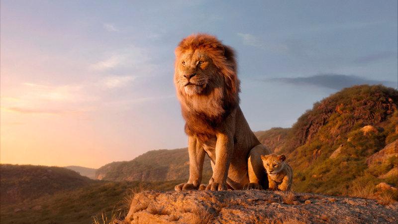 ¿Quienes hacen las voces de El Rey León en español?