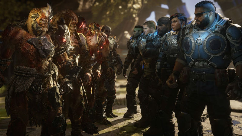 Gears of War 5 Beta