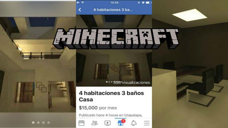 Minecraft-Renta-Casa