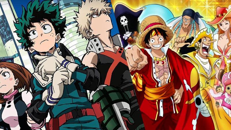 One Piece Academia: ¿En realidad One Piece se fusionará con Boku No Hero?