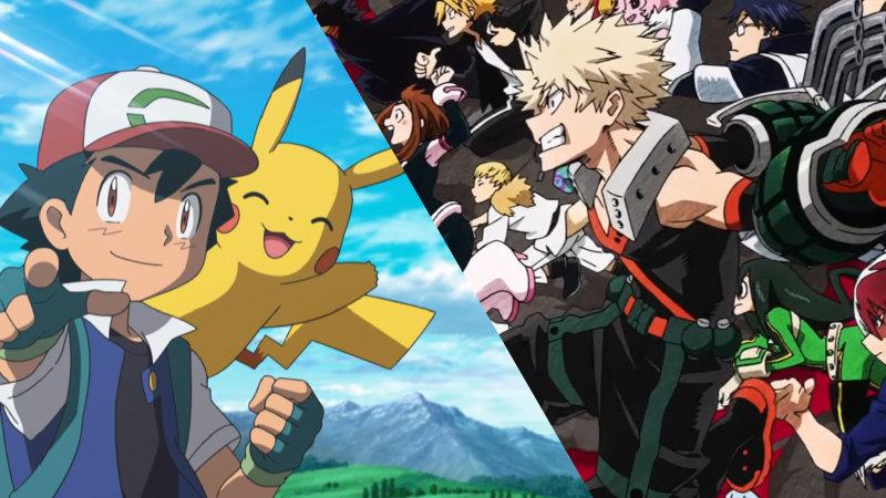 Creador de My Hero Academia revela mash-up con Pokémon