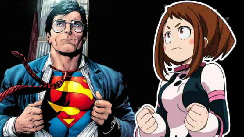 My-Hero-Academia-Superman