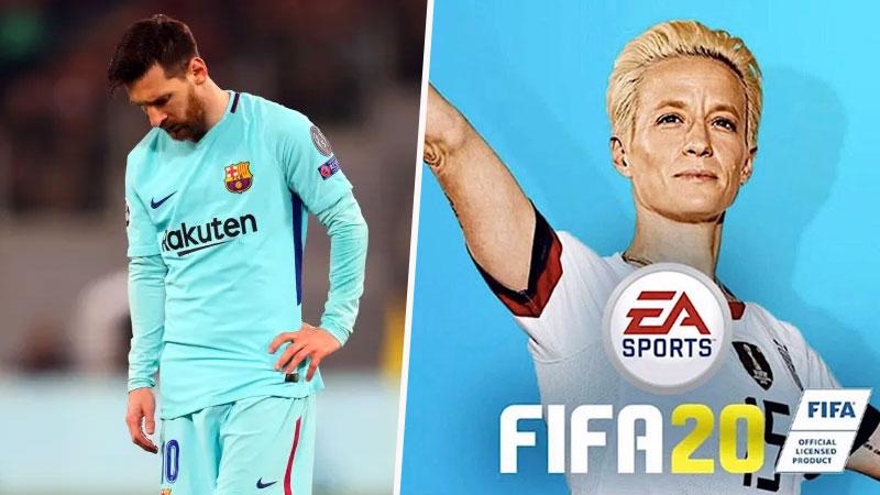 FIFA 20 Megan Rapinoe