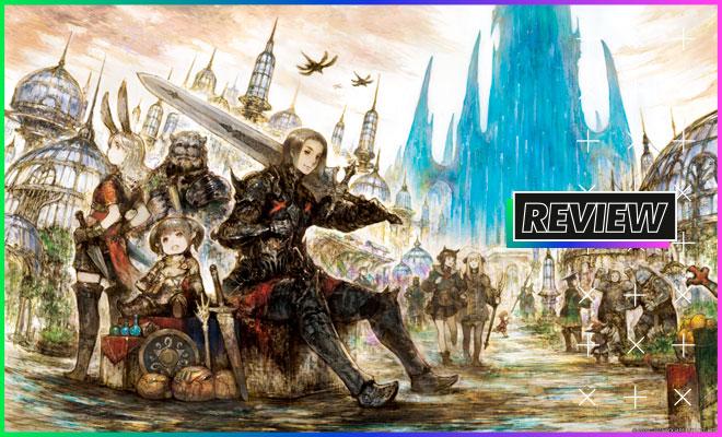 Final Fantasy XIV: Shadowbringers Resena
