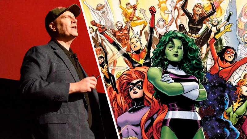 Marvel presenta las películas de su cuarta fase