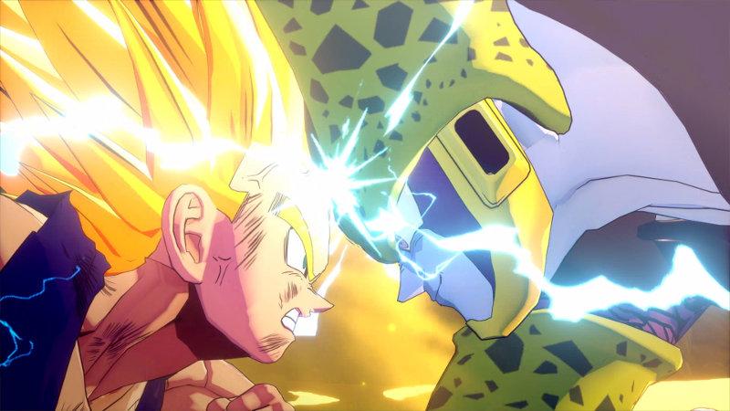 ¡Sorpresa! Dragon Ball Z: Kakarot no terminará en la saga de Freezer