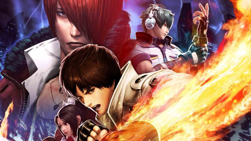 The King of Fighters XV anunciado oficialmente
