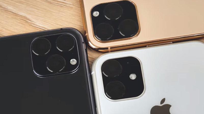 Rumor: iPhone 11 Pro tendrá 3 cámaras y en esta fecha saldría en México