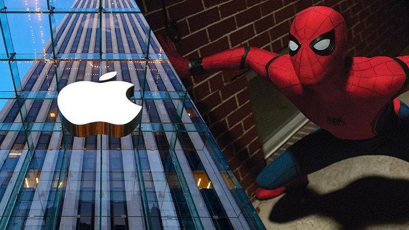 Apple podría comprar a Sony y el futuro de Spider-Man está en pausa