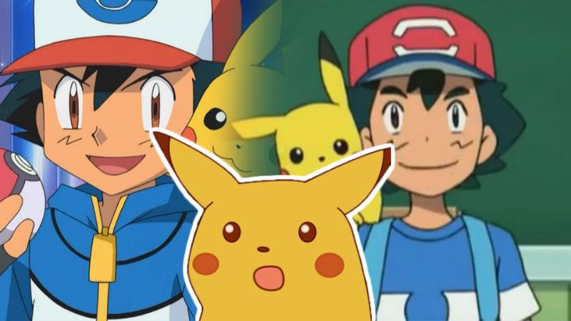 Ash-Pokemon